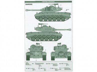 Tamiya - T26E4 Super Pershing, Scale:1/35, 35319 3