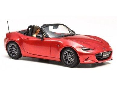 Tamiya - Mazda MX-5 Roadster, Mastelis: 1/24, 24342 2