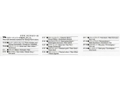 Tamiya - Mazda MX-5 Roadster, Mastelis: 1/24, 24342 12