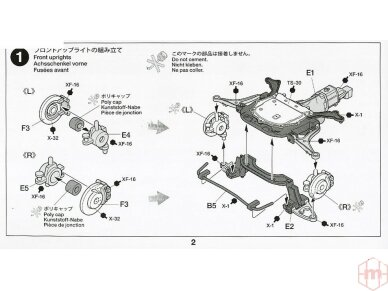 Tamiya - Mazda MX-5 Roadster, Mastelis: 1/24, 24342 14
