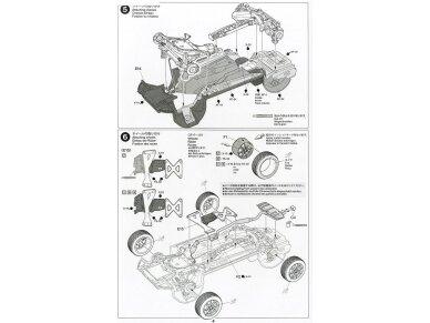 Tamiya - Mazda MX-5 Roadster, Mastelis: 1/24, 24342 16