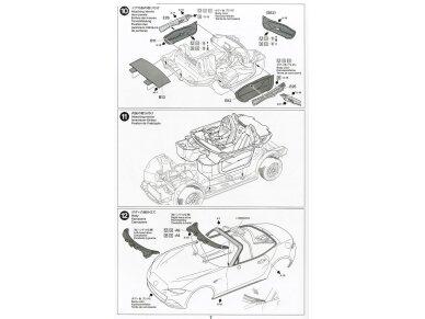 Tamiya - Mazda MX-5 Roadster, Mastelis: 1/24, 24342 19