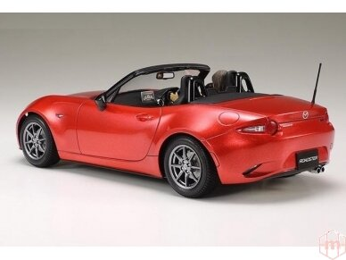 Tamiya - Mazda MX-5 Roadster, Mastelis: 1/24, 24342 3