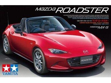 Tamiya - Mazda MX-5 Roadster, Mastelis: 1/24, 24342