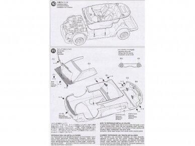 Tamiya - Mazda RX-7 R1, Mastelis: 1/24, 24116 12