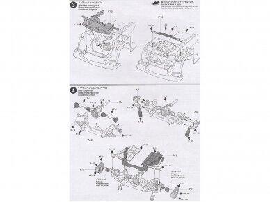Tamiya - Mazda RX-7 R1, Mastelis: 1/24, 24116 8