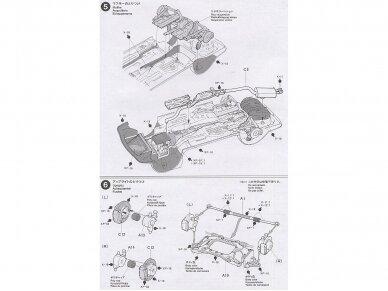 Tamiya - Mazda RX-7 R1, Mastelis: 1/24, 24116 9