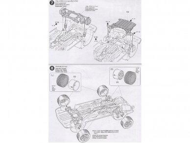 Tamiya - Mazda RX-7 R1, Mastelis: 1/24, 24116 10