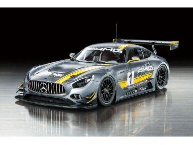Tamiya - Mercedes AMG GT3, Mastelis: 1/24, 24345 2