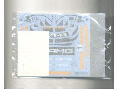 Tamiya - Mercedes AMG GT3, Mastelis: 1/24, 24345 13