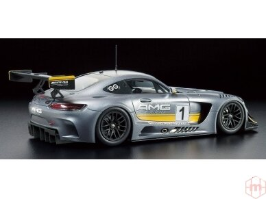 Tamiya - Mercedes AMG GT3, Mastelis: 1/24, 24345 4