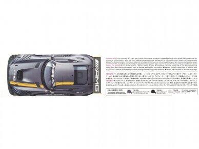 Tamiya - Mercedes AMG GT3, Mastelis: 1/24, 24345 9