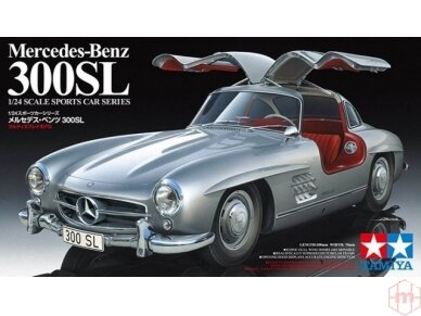 Tamiya - Mercedes-Benz 300 SL, Mastelis: 1/24, 24338