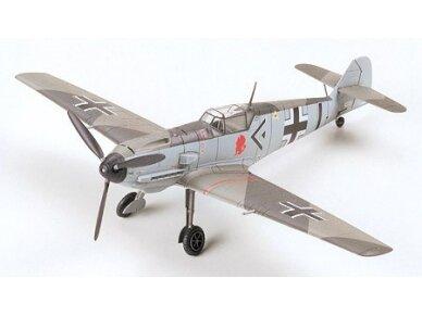 Tamiya - Messerschmitt Bf109 E-3, Mastelis: 1/72, 60750 2