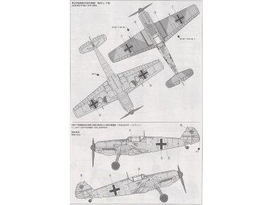 Tamiya - Messerschmitt Bf109 E-3, 1/72, 60750 7