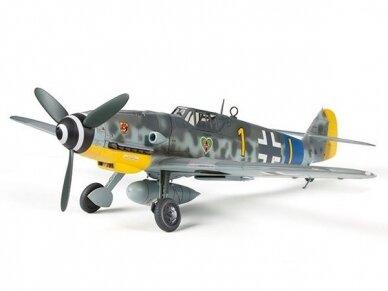 Tamiya - Messerschmitt Bf109 G-6, Mastelis: 1/48, 61117 4