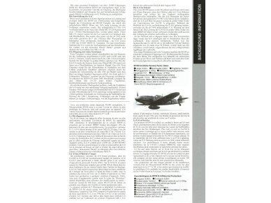 Tamiya - Messerschmitt Bf109 G-6, Mastelis: 1/48, 61117 6