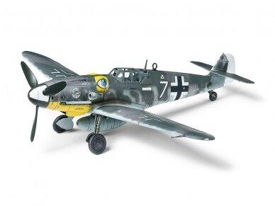 Tamiya - Messerschmitt Bf109 G-6, Mastelis: 1/72, 60790 3