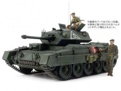 Tamiya - Mk.VI Crusader Mk.III, Mastelis: 1/35, 37025 2