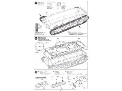 Tamiya - Mk.VI Crusader Mk.III, Mastelis: 1/35, 37025 11