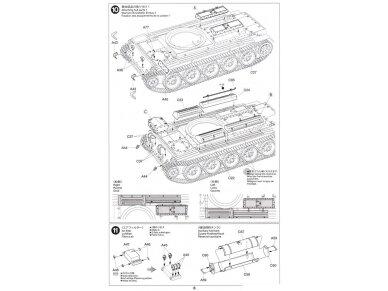 Tamiya - Mk.VI Crusader Mk.III, Mastelis: 1/35, 37025 12