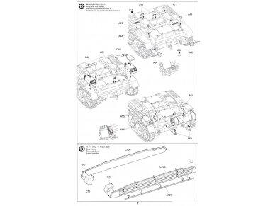 Tamiya - Mk.VI Crusader Mk.III, Mastelis: 1/35, 37025 13