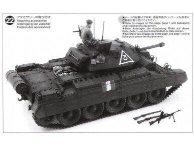 Tamiya - Mk.VI Crusader Mk.III, Mastelis: 1/35, 37025 17