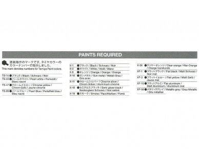 Tamiya - Nissan 370Z Heritage Edition, Mastelis: 1/24, 24348 11