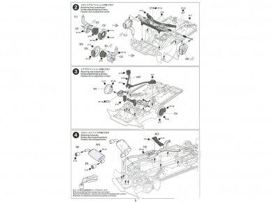Tamiya - Nissan 370Z Heritage Edition, Mastelis: 1/24, 24348 14