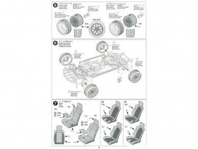 Tamiya - Nissan 370Z Heritage Edition, Mastelis: 1/24, 24348 15