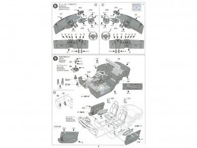 Tamiya - Nissan 370Z Heritage Edition, Mastelis: 1/24, 24348 16