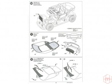 Tamiya - Nissan 370Z Heritage Edition, Mastelis: 1/24, 24348 17