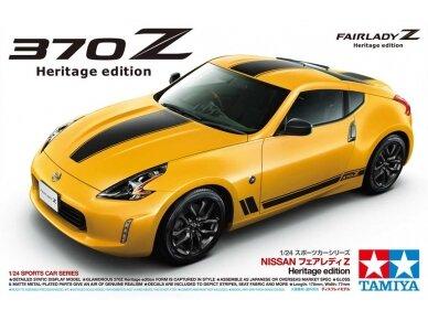 Tamiya - Nissan 370Z Heritage Edition, Mastelis: 1/24, 24348