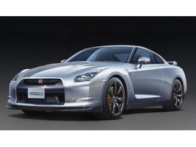 Tamiya - Nissan GT-R(R35), Mastelis: 1/24, 24300 2