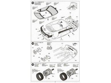 Tamiya - Nissan GT-R(R35), Mastelis: 1/24, 24300 20
