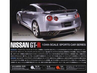 Tamiya - Nissan GT-R(R35), Mastelis: 1/24, 24300 5