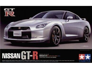 Tamiya - Nissan GT-R(R35), Mastelis: 1/24, 24300