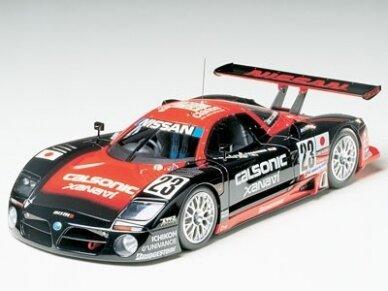 Tamiya - Nissan R390 GT1 Le Mans 24 Hrs 1997, Mastelis: 1/24, 24192 2
