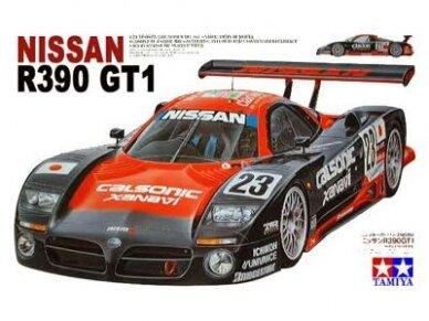 Tamiya - Nissan R390 GT1 Le Mans 24 Hrs 1997, Mastelis: 1/24, 24192