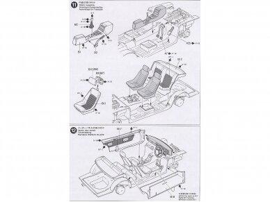 Tamiya - Nissan Skyline 2000 GT-R, Mastelis: 1/24, 24194 14