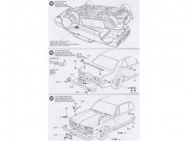 Tamiya - Nissan Skyline 2000 GT-R, Mastelis: 1/24, 24194 17