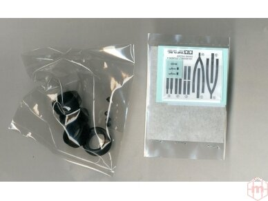 Tamiya - Nissan Skyline 2000 GT-R Street Custom, Mastelis: 1/24, 24335 13