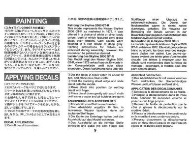 Tamiya - Nissan Skyline 2000 GT-R Street Custom, Mastelis: 1/24, 24335 15