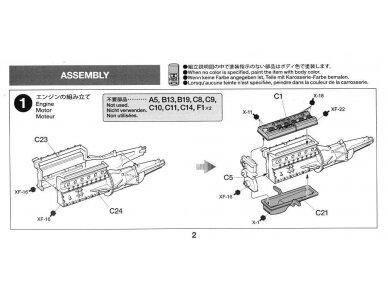 Tamiya - Nissan Skyline 2000 GT-R Street Custom, Mastelis: 1/24, 24335 17
