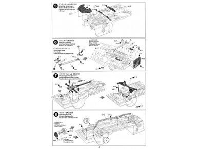 Tamiya - Nissan Skyline 2000 GT-R Street Custom, Mastelis: 1/24, 24335 19