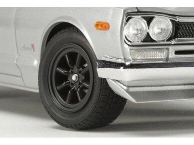 Tamiya - Nissan Skyline 2000 GT-R Street Custom, 1/24, 24335 5