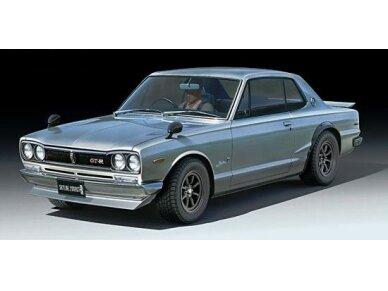 Tamiya - Nissan Skyline 2000 GT-R Street Custom, 1/24, 24335 7