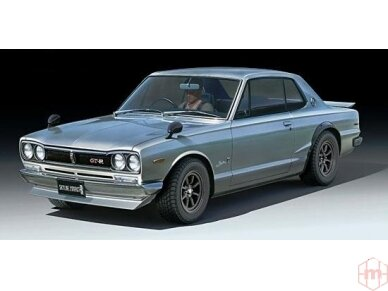Tamiya - Nissan Skyline 2000 GT-R Street Custom, Mastelis: 1/24, 24335 7