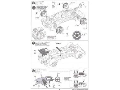 Tamiya - Nissan Skyline GT-R (R32) Nismo Custom, Mastelis: 1/24, 24341 13