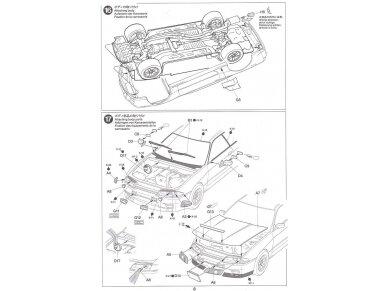 Tamiya - Nissan Skyline GT-R (R32) Nismo Custom, Mastelis: 1/24, 24341 15